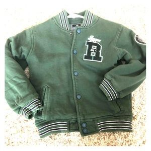 Jackets & Blazers - Boys size 7 (fits like a 5/6) fall jacket